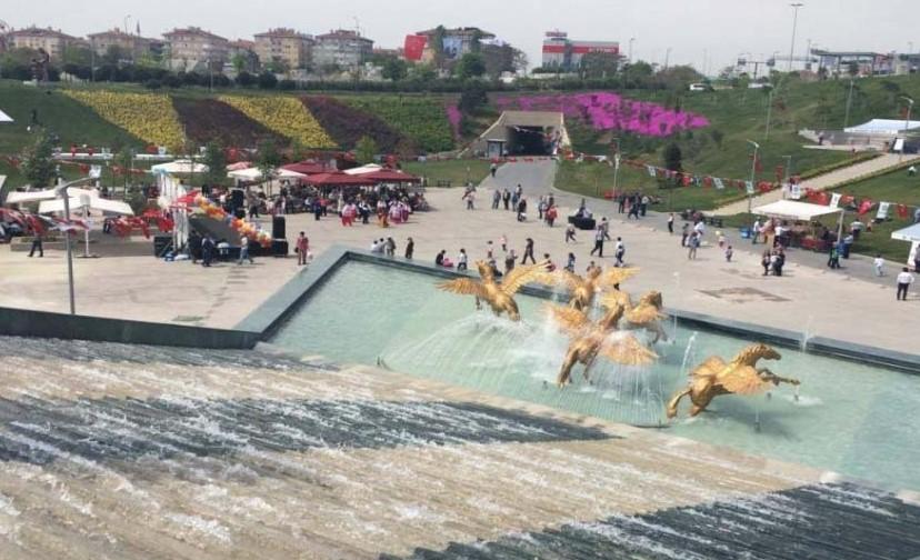 istanbul'da gezilecek yerler bakırköy botanik parkı