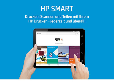 hp smart app download