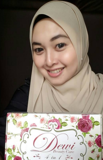 testimoni dewi beauty care