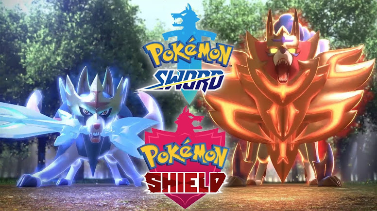 Pokémon Sword e Shield