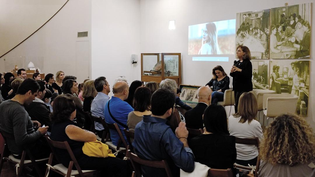 Presentazione del libro Malerva a Napoli