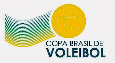Resultado de imagem para VOLEI MASCULINO - COPA DO  BRASIL - LOGOS