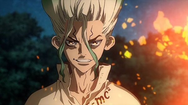 Top 10 Anime of 2019: Dr. Stone