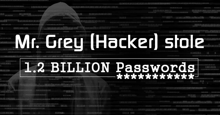 Mr  Grey Hacker (Wanted by FBI) Steals 1 2 BILLION Login