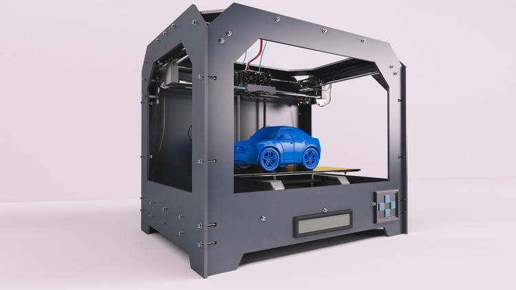 3D Printing - in a Nutshell - Udemy course