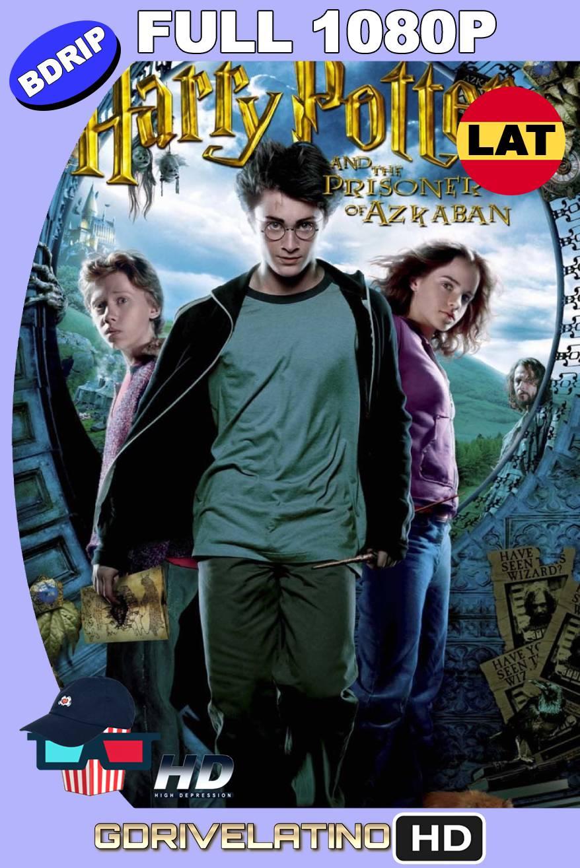 Harry Potter y el prisionero de Azkaban (2004) BDRIP Full 1080p Latino-Ingles MKV