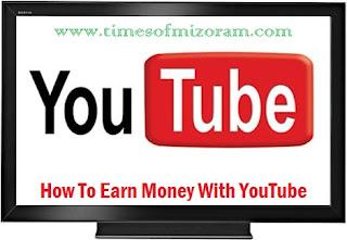 how to earn money on youtube 2018