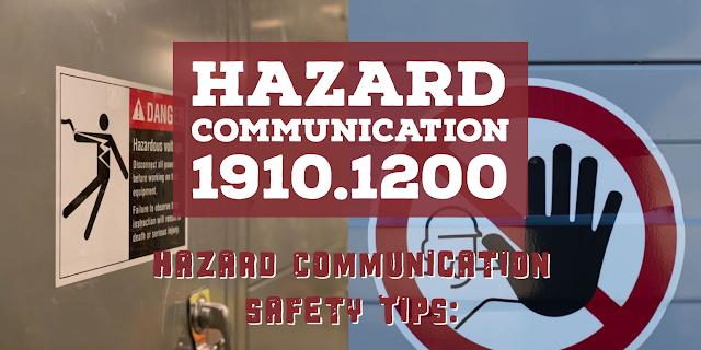 Hazard Communication 1910.1200