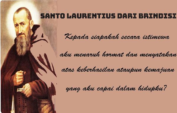 Santo Laurentius dari Brindisi, Laurentius dari Brindisi