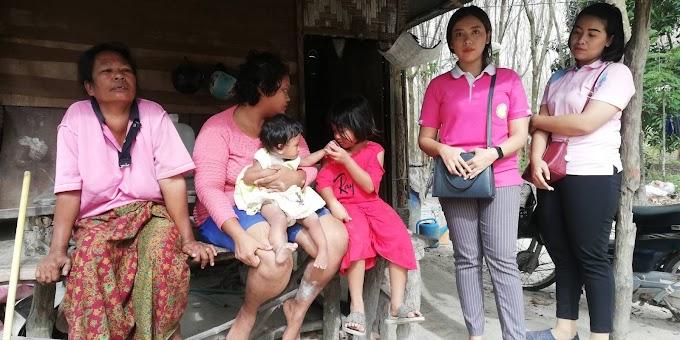 วอนช่วยครอบครัวพิการยากจน อาศัยอยู่ในขนำ กลางสวนยาง