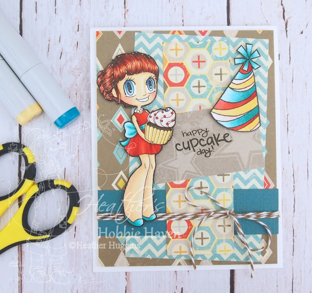 Heather's Hobbie Haven - Baker Mae Card Kit