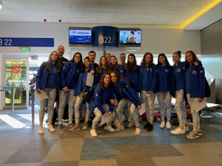 Ήττα των κοριτσιών u14 από την Πορτογαλία
