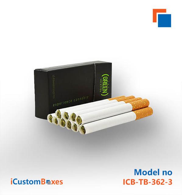 Paper Cigarette Boxes For Sale