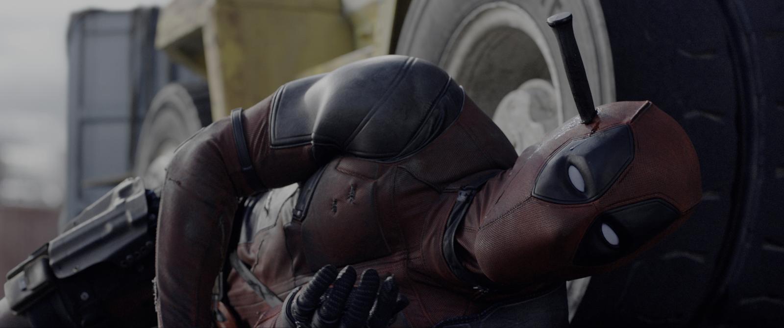 Deadpool (2016) 4K UHD HDR Latino