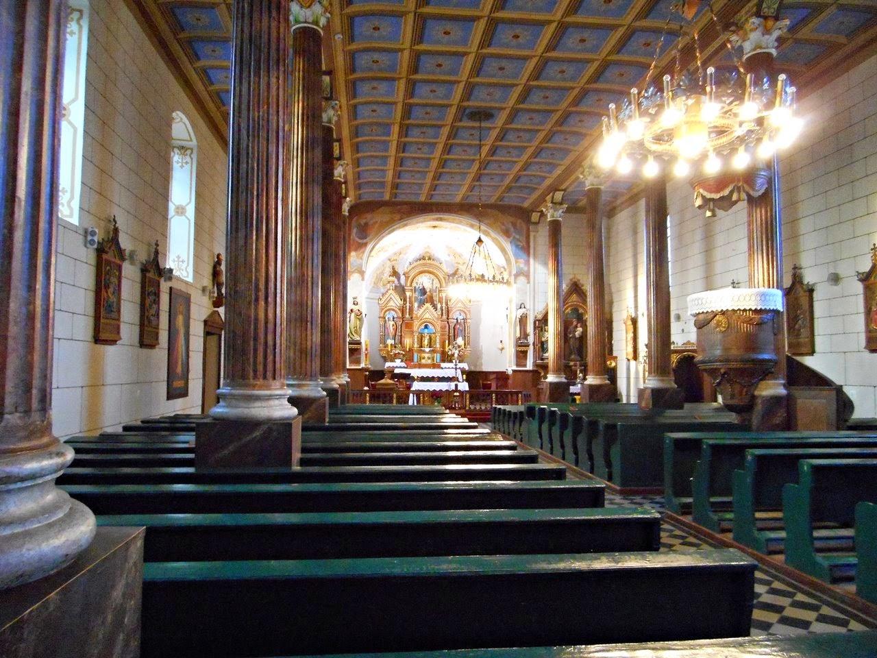 kościół w Klenicy