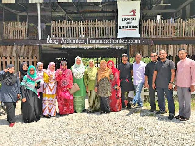 House of Kambing, MAEPS Serdang ::: Sangat Sedap !!!