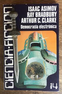 Portada del libro Democracia electrónica, de varios autores