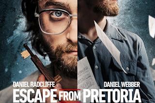 Escape from Pretoria US poster