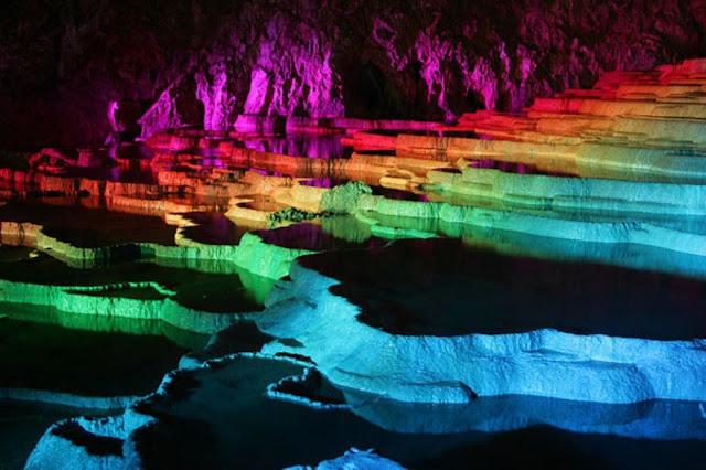 自然が作り出した、山口県一の絶景。秋芳洞とカルスト大地【Yamaguchi】 百枚皿