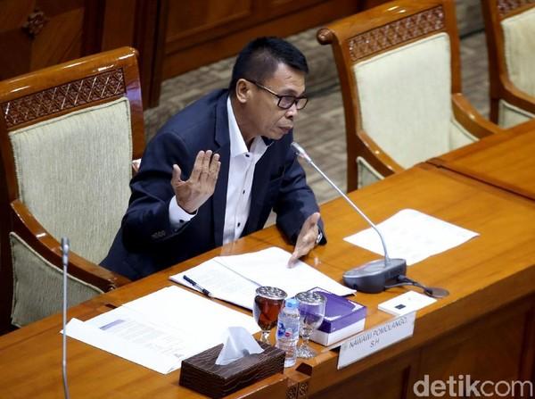 Singapura Marah Disebut Surga Koruptor,Ahirnya  Pimpinan KPK Minta Maaf