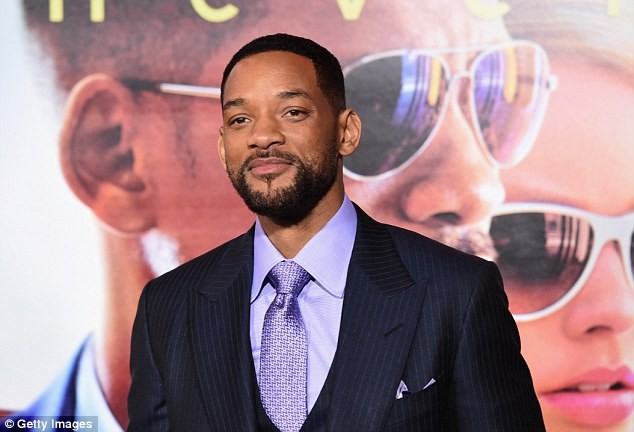 Will Smith to sing official song for the 2018 World Cup in Russia