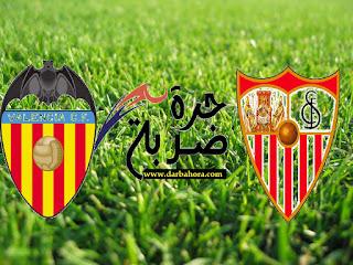 ملخص مباراة اشبيلية وفالنسيا اليوم الاحد بتاريخ 31-03-2019 الدوري الاسباني
