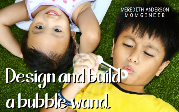 10 easy STEM activities your kids will love! Simple materials, fast set up, big on fun! | Meredith Anderson - Momgineer