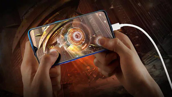 Redmi K30 Realme X2 730G أداء الألعاب