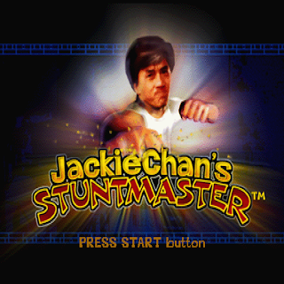 Jackie Chan's Stuntmaster title screen