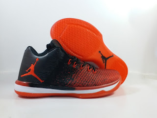 Jordan 31 Low Banned Black Red  Jual Sepatu Basket Replika Import Premium