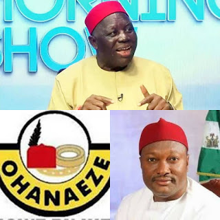 BREAKING NEWS!! Parade Yourself As Ohaneze President And Go To Jail, Uche Okwukwu Faction Warns Prof Obiozor