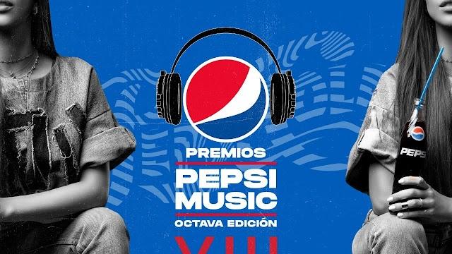 Llega la 8va edición de los Premios Pepsi Music