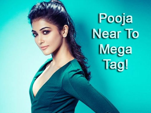 Pooja Near To Mega Tag Offer!
