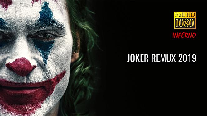 Joker Remux 1080p Español Latino-Inglés | Guasón (2019)