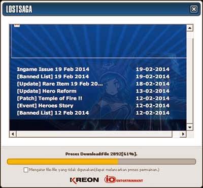 """Autoupgrade error bIla pesan yang muncul """"Proses DownloadFile 2"""" dan persentase lama sekali"""