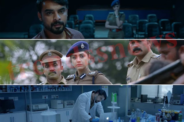'Forensic' mystery: Tovino Thomas, a group of cops and researchers attempt to pursue down a sequential executioner