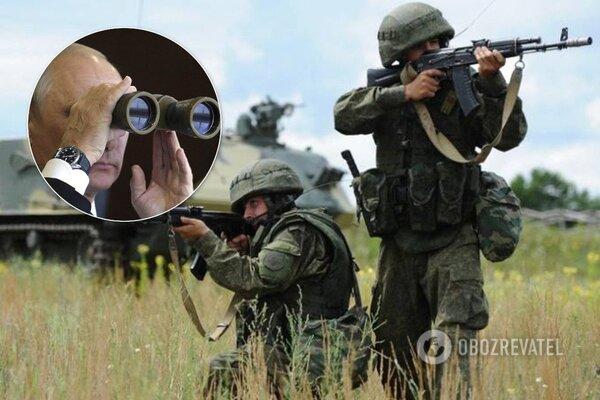 Путін скоро може атакувати: офіцер озвучив прогноз