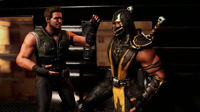 Mortal Kombat X 2015 Full Version PC Game