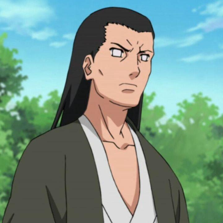 pria berambut panjang di naruto