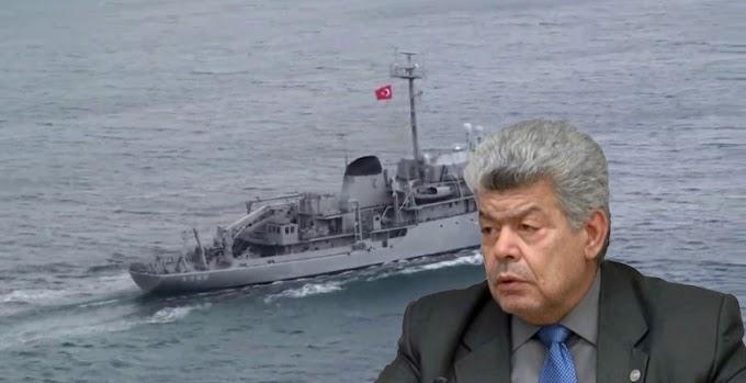 Μάζης:Καιρός να περάσουμε από τα διαβήματα σε …Επίδειξη Ισχύος είναι το μόνο που καταλαβαίνουν οι Τούρκοι (video)