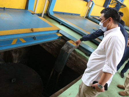 Pemda DKI Jakarta Optimalkan Pompa Pengendalian Banjir
