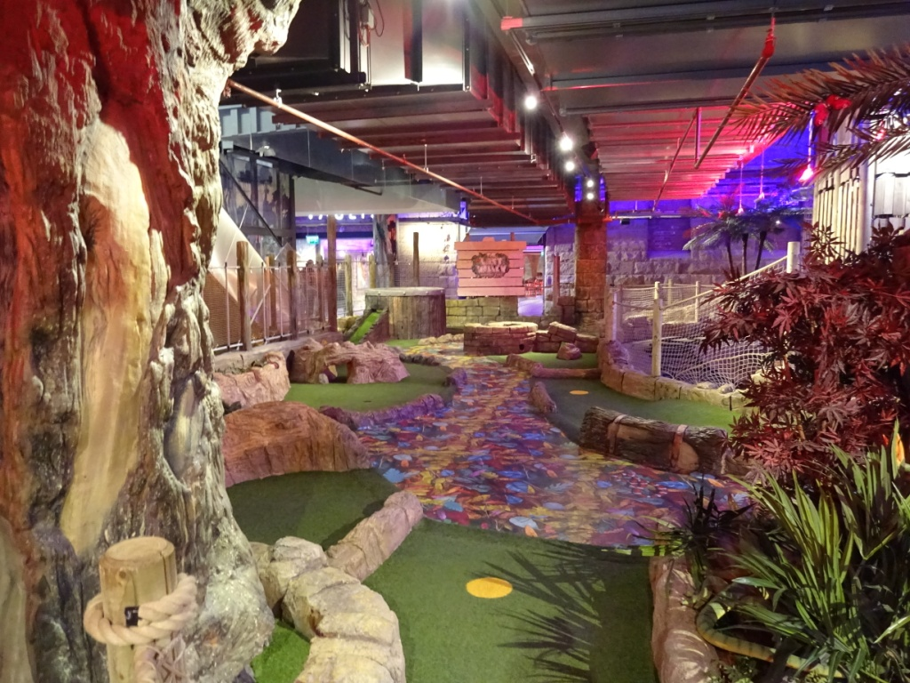 The Ham And Egger Files The Lost Valley Adventure Golf At