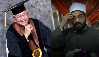Dua Saksi Ahli Ahok Batal Bersaksi, Satu Dipanggil Balik ke Mesir, Satu Dipanggil Allah Swt