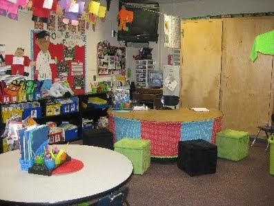 The Teacher S Desk Setting Up The Classroom Series