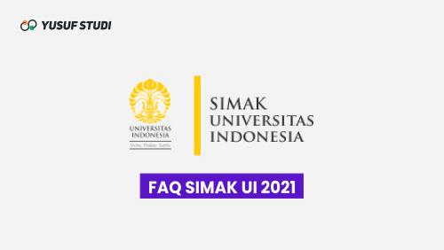 FAQ SIMAK UI 2021