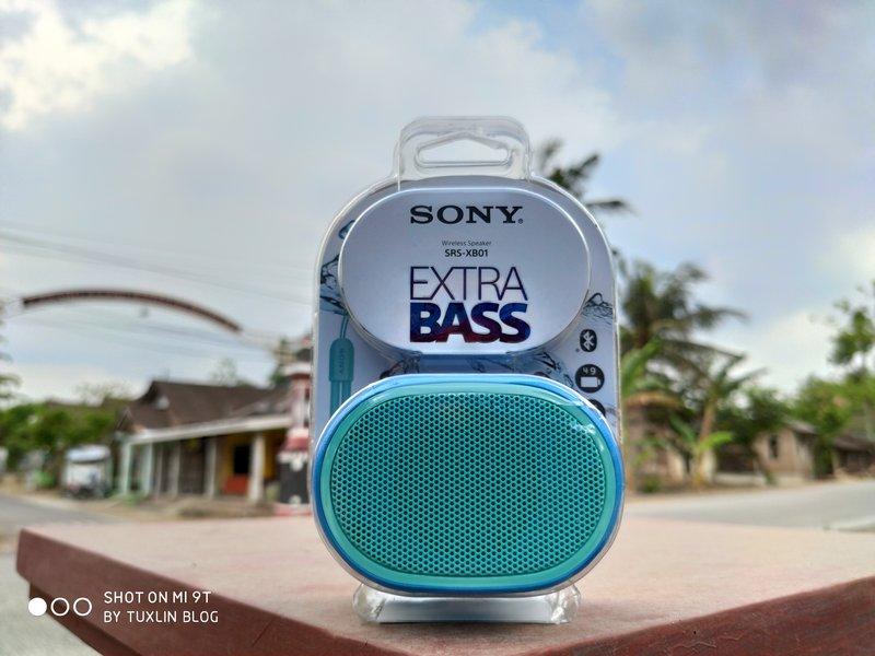 Paket Pembelian Sony SRS-XB01