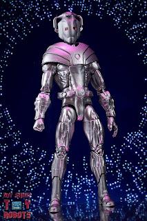 Custom 'Real Time' Cyberman 02