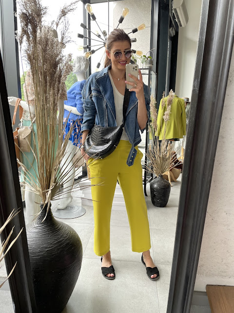 Kurtki,kurtki jeansowe,neonowe rurki