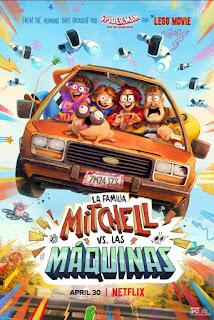 Pelicula La Familia Mitchell vs. Las Máquinas 2021 Gratis