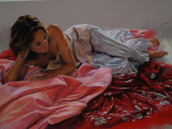 German Aracil 1965 | Spanish painter